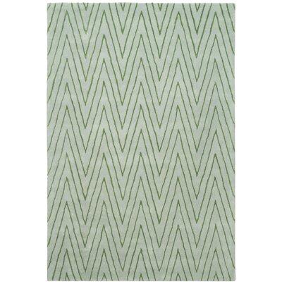 Thom Filicia Seaglass / Blue Rug Rug Size: 5' x 8'