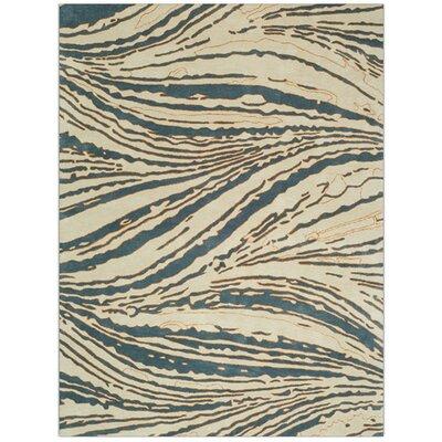 Thom Filicia Wedgewood Blue Rug Rug Size: 9' x 12'