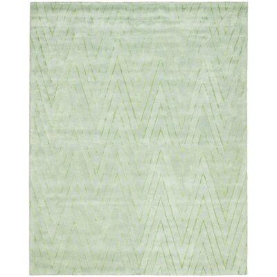 Thom Filicia Seaglass / Blue Rug Rug Size: 8' x 10'