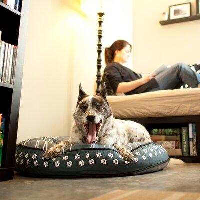 Cosmopolitan Dog on Wire Round Round Change-a-Cover Size: Medium - 36
