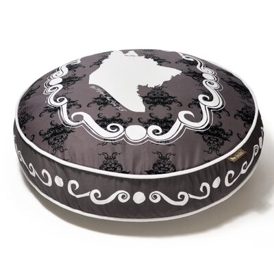 Victorian Cameo Round Change-a-Cover Size: Medium - 36