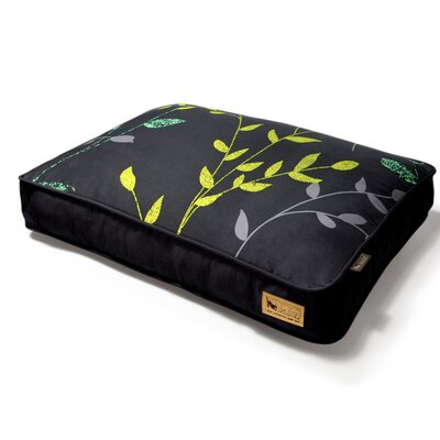 Backyard Greenery Rectangular Change-a-Cover Size: Medium (36 x 27)