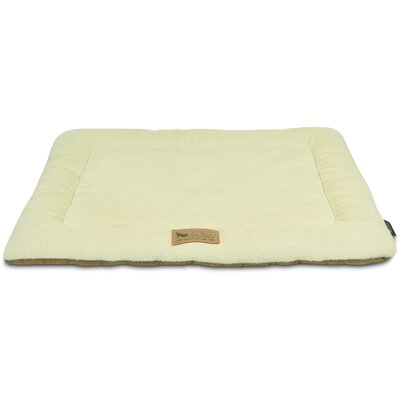 Chill Dog Pad Color: Cream, Size: 42 L x 28 W