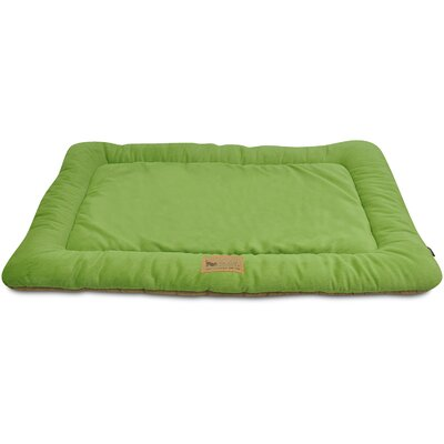 Chill Dog Pad Color: Pistachio, Size: 42 L x 28 W