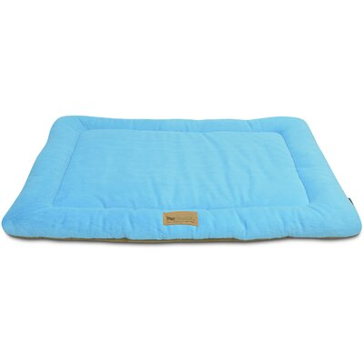 Chill Dog Pad Size: 42 L x 28 W, Color: Sea Foam