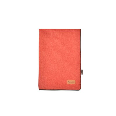 Luxe Throw Dog Twill Color: Papaya