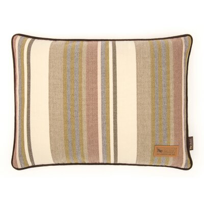 Matthew Seacoast Pillow Size: Large (37 W x 28 D)