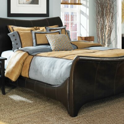 Elite Contemporary Blocks Comforter Set