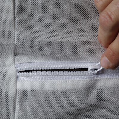 Southern Textiles Nonwoven Zippered Box Spring Encasement - Size: Split Queen at Sears.com