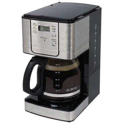 JWX Series 12 Cup Programmable Coffeemaker JWX31-NP