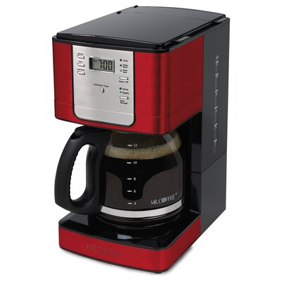 12-Cup Advanced Brew Programmable Coffee Maker JWX36-NP