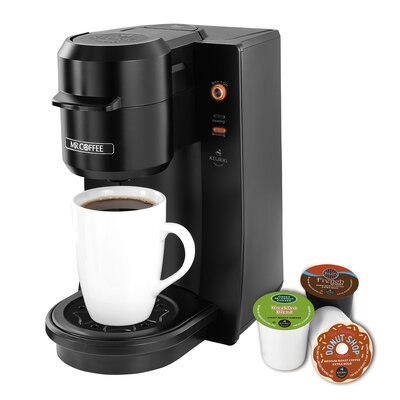 Single Cup K-Cup Brewing System BVMC-KG2B-001