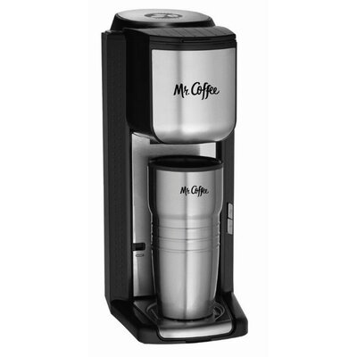 Single Cup Coffee Maker BVMC-SCGB200