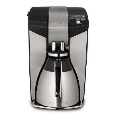Optimal Brew� 12 Cup Programmable Coffee Maker BVMC-SCTX95