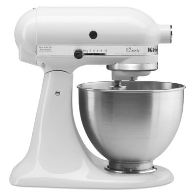 Classic Series 4.5 Qt. Stand Mixer by KitchenAid
