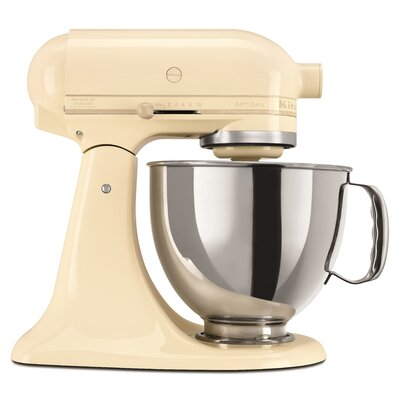 KitchenAid Artisan Series 5 Qt. Stand Mixer with Pouring Shield by KitchenAid