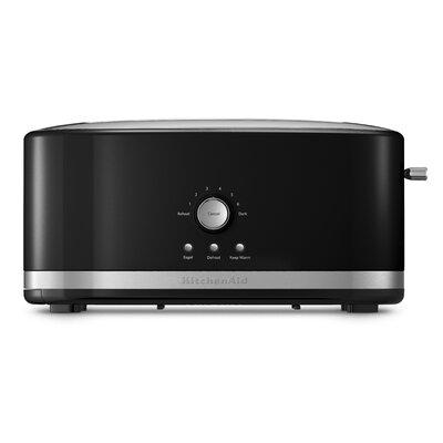 4 Slice Metal Toaster KMT4116ER