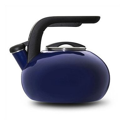 Gourmet Essentials Curling Tea Kettle