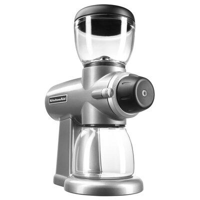 KitchenAid Electric  Burr Coffee Grinder KCG0702ER