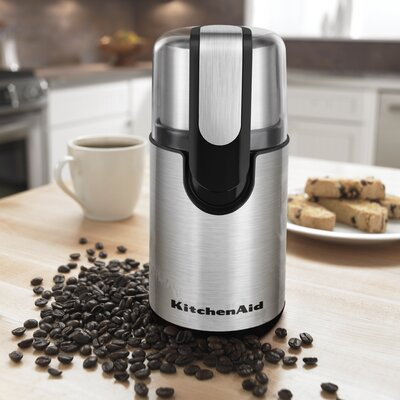 KitchenAid Electric Blade Coffee Grinder BCG111OB