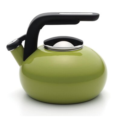Curling Tea Kettle