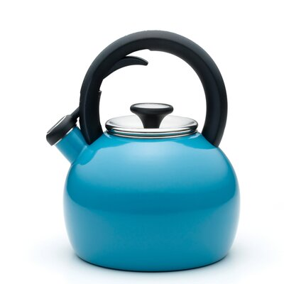 2-qt. Globe Tea Kettle