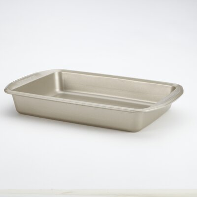 Gourmet Non-Stick Rectangular Cake Pan