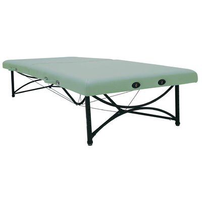 Storable Mat Table Color: Sage, Width: 40, Padding: Firm