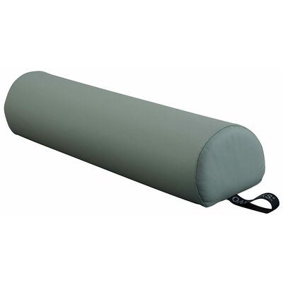 8 Semi-Round Bolster Color: Clay