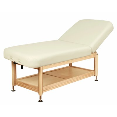 Clinician Manual Hydraulic Lift Assist Backrest Top Color: Opal