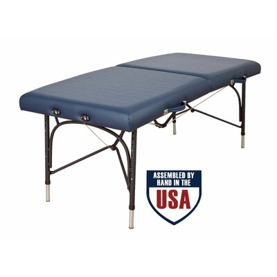 Wellspring Massage Table Color: Opal, Width: 31