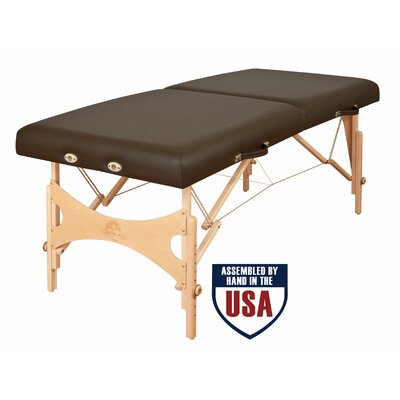Nova Massage Table Color: Ruby, Width: 31