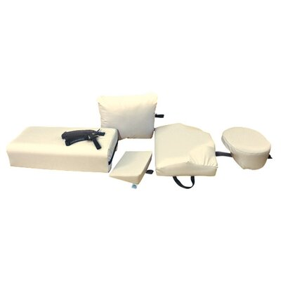 Side Lying Positioning System Color: Clay