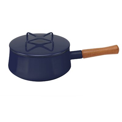 Kobenstyle 2-qt. Saucepan with Lid Color: Blue 833290