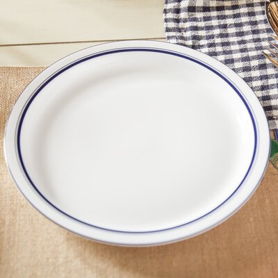 "Dansk Bistro Christianshavn Blue 10.25"" Dinner Plate 07301CL"