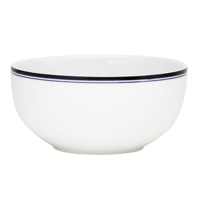 Dansk Christianshavn Blue 24 oz. Bistro All Purpose Bowl 07317CL
