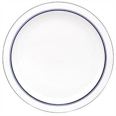 """Dansk Bistro Christianshavn Blue 7.25"""" Bread / Butter Plate (Set of 4) 07306CL"""