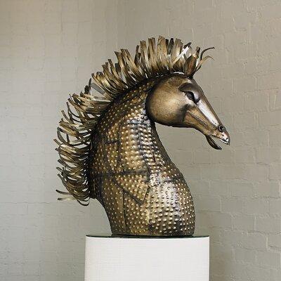 Italian Stallion Sculpture 7.90381