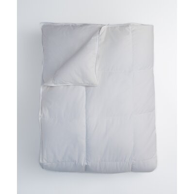 Avalon Lightweight Down Comforter Size: Queen