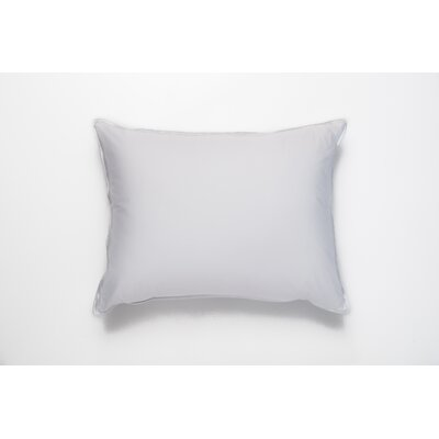 Double Shell 75 / 25 Soft Down Pillow Size: Standard