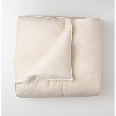 Harvester Midweight Down Comforter Size: Super King