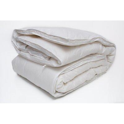 Vanessa Arctic Down Comforter Size: King