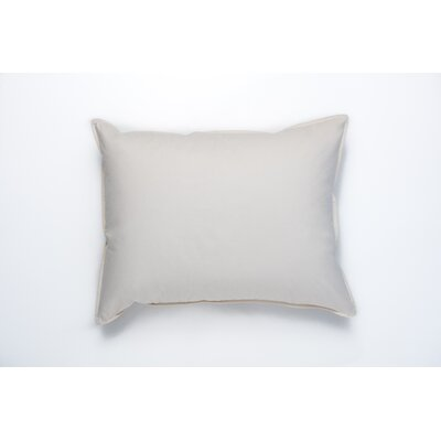 Harvester Double Shell 600 Hypo-Blend Medium Down Pillow Size: Standard