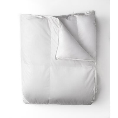 Monarch Midweight Down Comforter Size: Super King