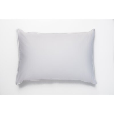 Double Shell 75 / 25 Medium Down Pillow Size: King