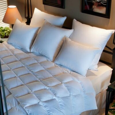 Avalon Lightweight Down Comforter Size: Full