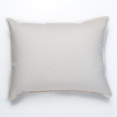 Harvester Double Shell 75 / 25 Firm Down Pillow Size: Standard