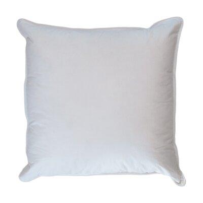 Cotton Throw Pillow Size: 22