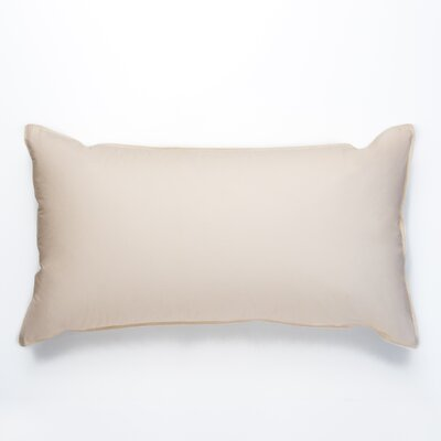 Double Shell Harvester Duck Extra Firm Down Pillow Size: Queen