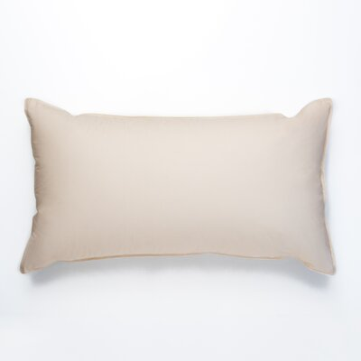 Double Shell Harvester Duck Extra Firm Down Pillow Size: King